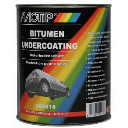 Bitumen 1 Kg Blik motip