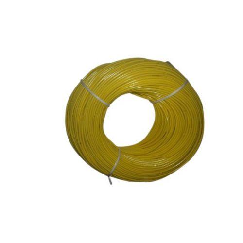 Montagesnoer 1X2,5 geel