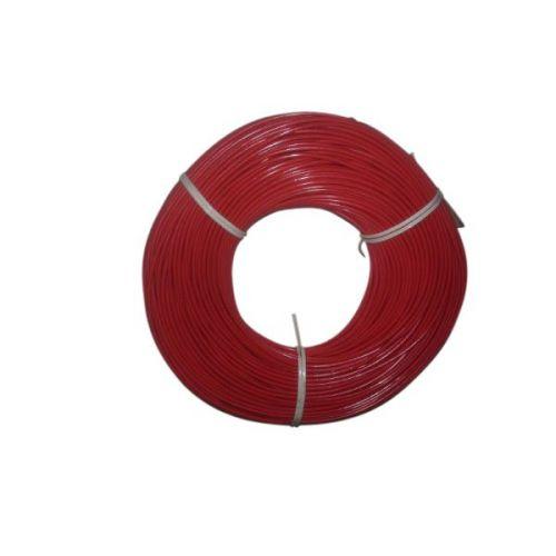 Montagesnoer 1X0,75 rood per mtr.