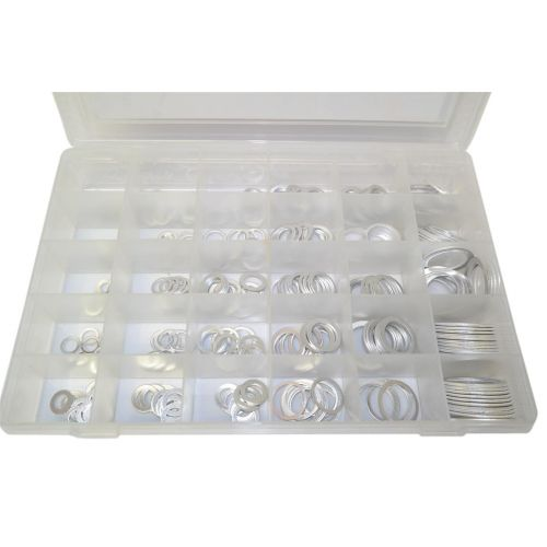 Aluminium ringen 300-delig