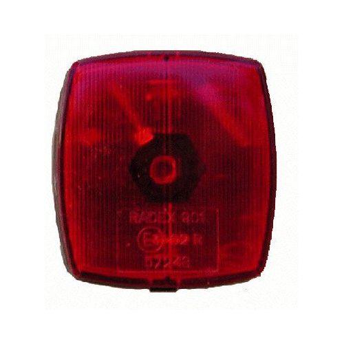 Breedtelicht rood 66X62
