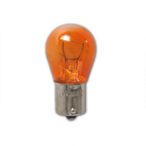 Lamp 12V 21W BA15s oranje