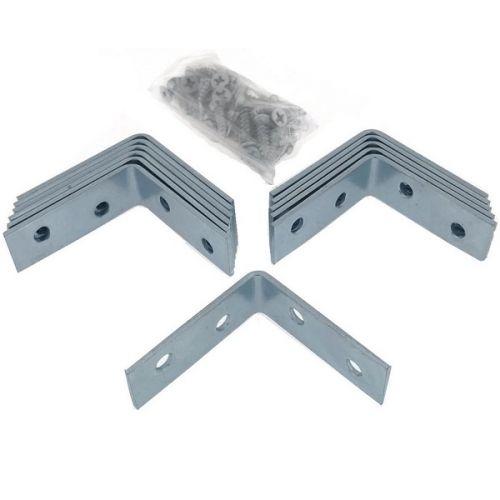 Stoelhoek 40x40x15 mm set van 12 stuks