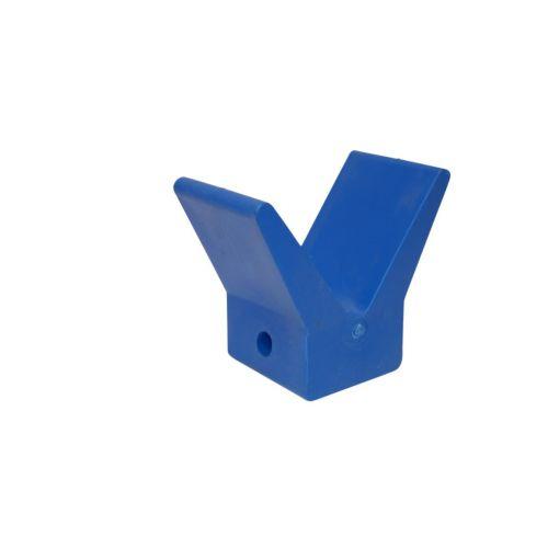 Vangmuil blauw