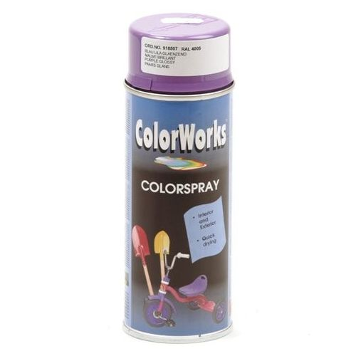 Colorworks RAL4005 paars 400 ml