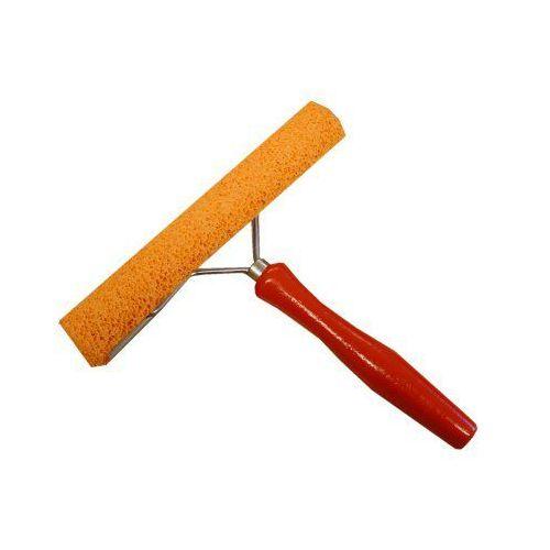 Handwisser metaal met gummi 21 cm