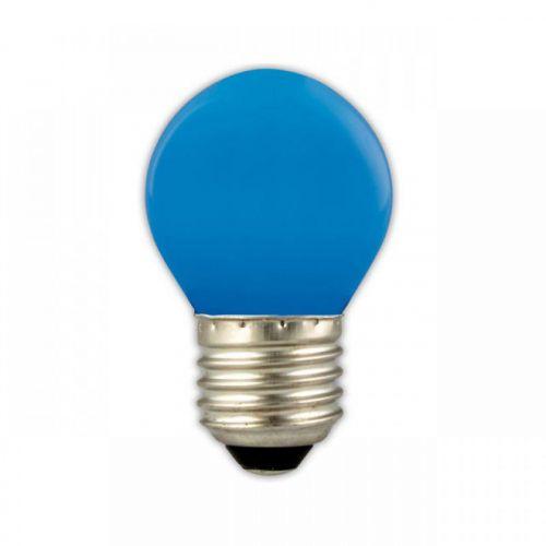 Led Lamp Bol E27 Blauw