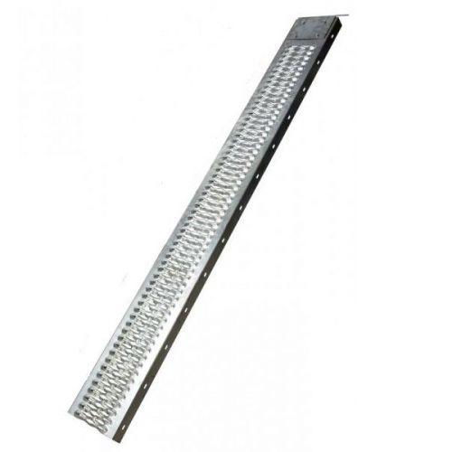 Oprijplank staal 190x23 per stuk