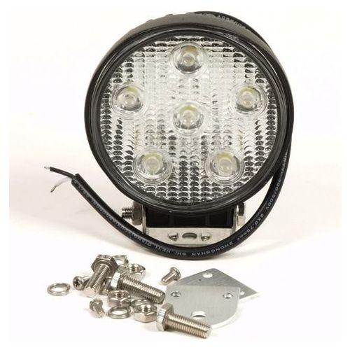 Werklamp 6 Leds 18 Watt 10 - 30 Volt