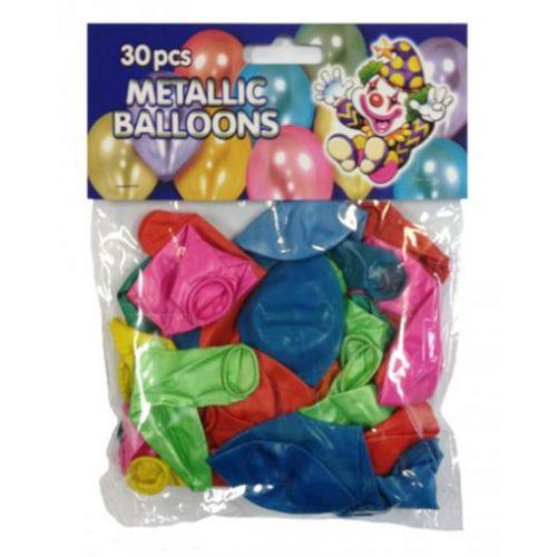 Ballonnen zak 30 stuks