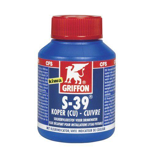 S-39 Cu Soldeervloeistof 80 ml