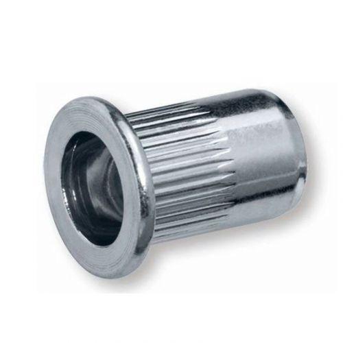 Blindklinkmoeren M8 staal per 50 stuks