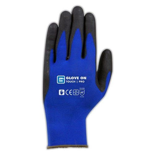 Handschoen nylon met nitrile gecoat maat XL (10)