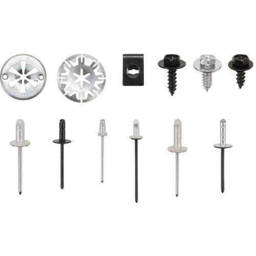 Auto clips voor Audi, VW, Toyota, Mercedes-Benz en BMW 400-delig BGS
