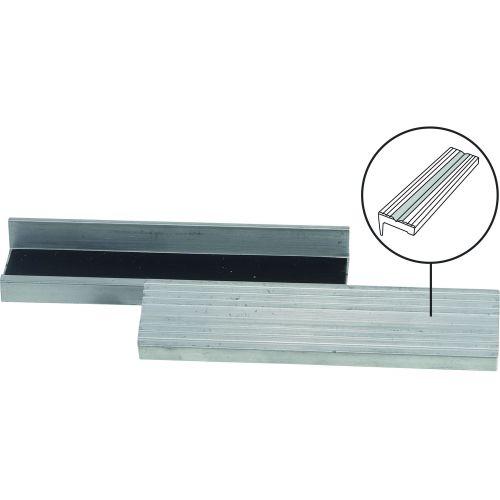 Bankschroef opzetbekken set aluminium 150 mm