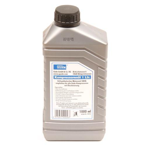 Compressorolie 5/W40 1 liter