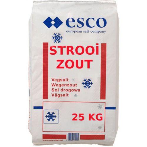 Strooizout Zak 25 Kilo