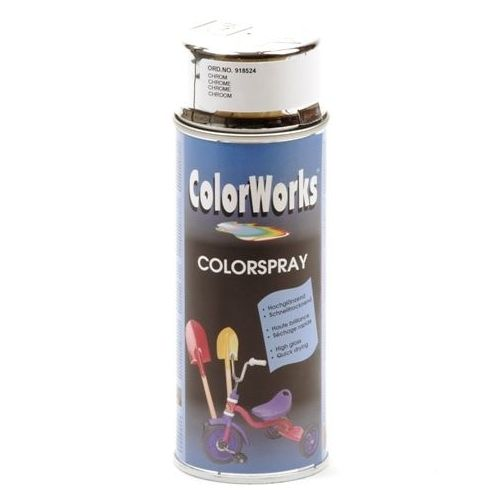 Colorworks chrome effect spuitbus 400 ml