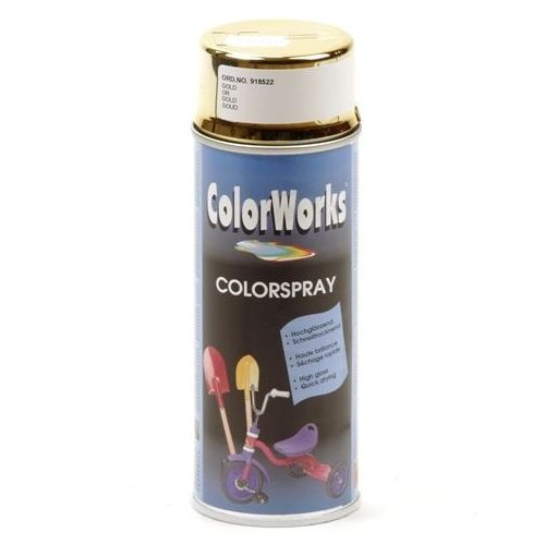 Colorworks licht goud effect spuitbus 400 ml