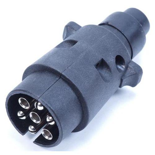 Stekker 7-polig kunststof schroefverbinding