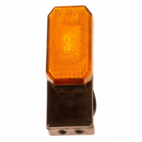 Breedtelamp LED oranje L/R 12/24 Volt