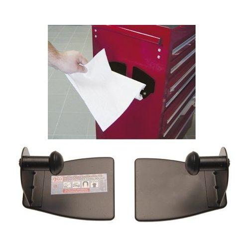 Gereedschapskar Papierrolhouder, 2 Delig
