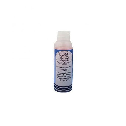 Uni-Glue borgmiddel blauw medium 50 ml