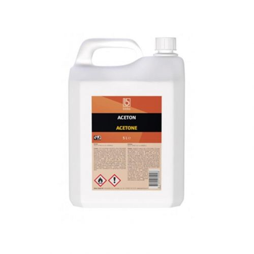 Aceton 5 liter