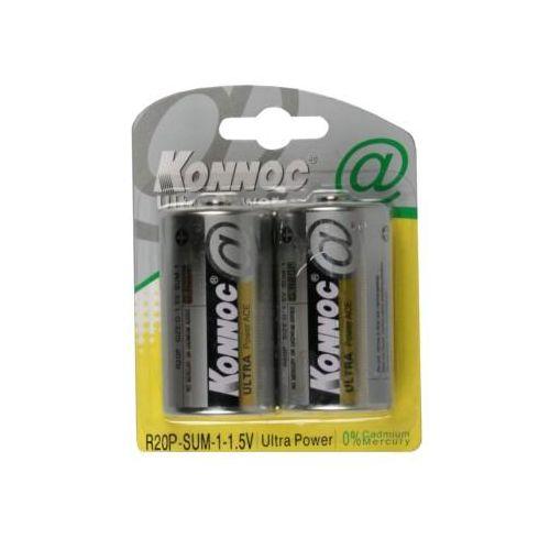 Batterij Monocell 2 Delig