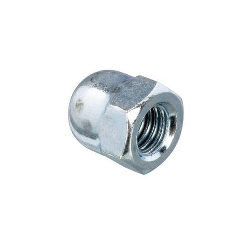 Dopmoer M8 DIN1587 verzinkt hoog per 25 stuks