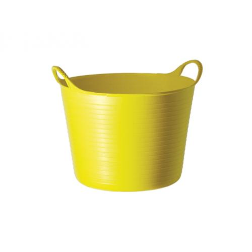 kuip flexibel 20 ltr. geel