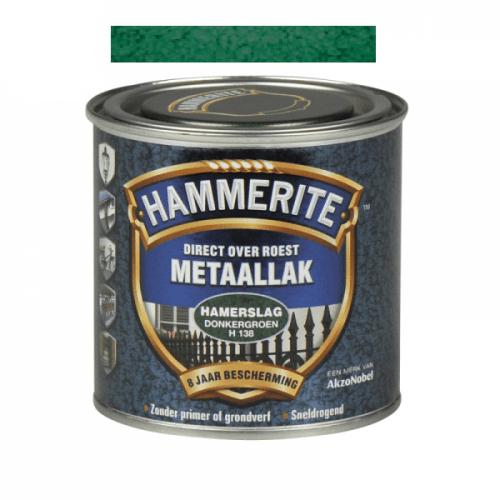 HAMMERITE Hamerslag donkergroen H138 250 ml