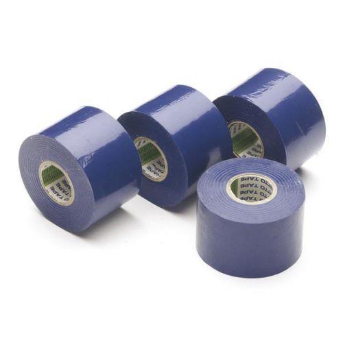 Isolatietape blauw 50 mm x 20 m