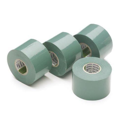Isolatietape groen 50 mm x 20 m