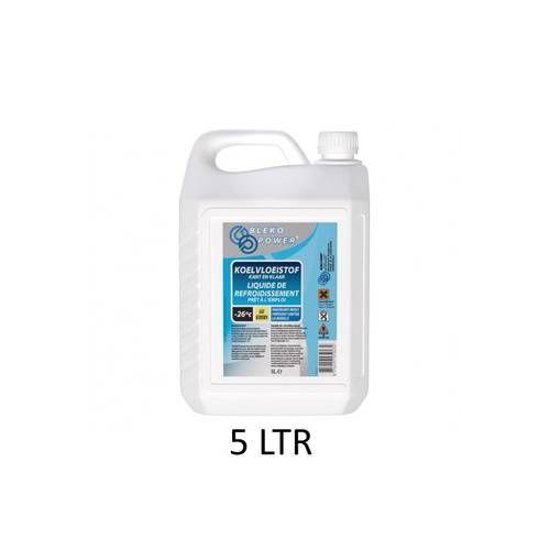 Koelvloeistof british standard -26°C 5 ltr.