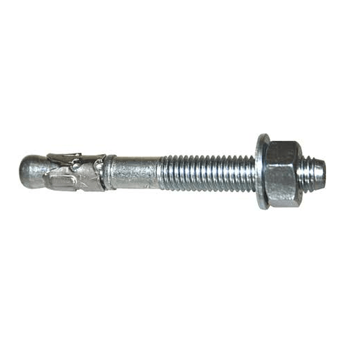 Slaganker gegalvaniseerd M10x100