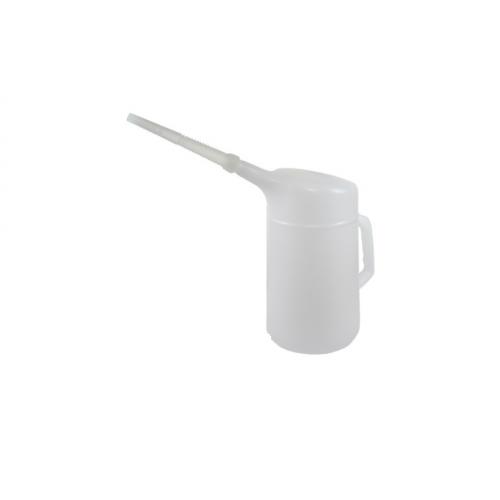Maatbeker 4 liter met flexibele tuit