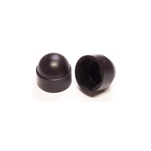 Moerkap M12 zwart