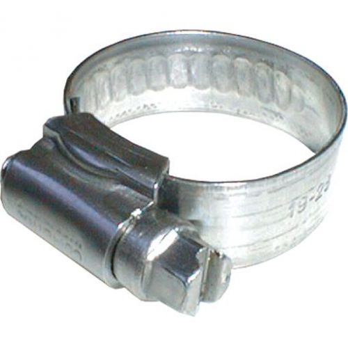 Slangklem 20 t/m 32 mm RVS/staal