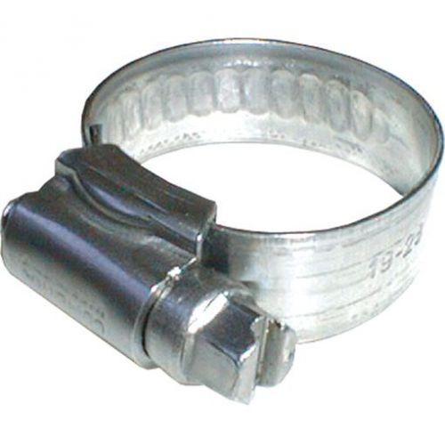 Slangklem 16 t/m 25 mm RVS/staal