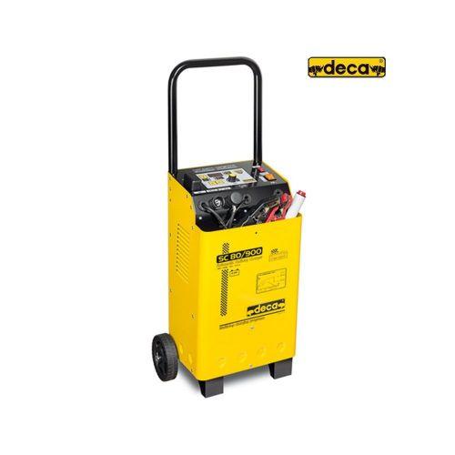 Acculader en booster 900A 12/24V Deca