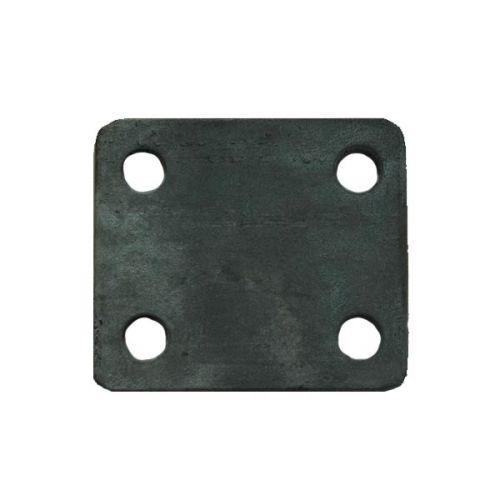 Stropplaat voor u-beugel 43 en 33 mm