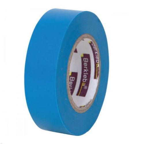 Isolatietape blauw 19 mm x 10 m