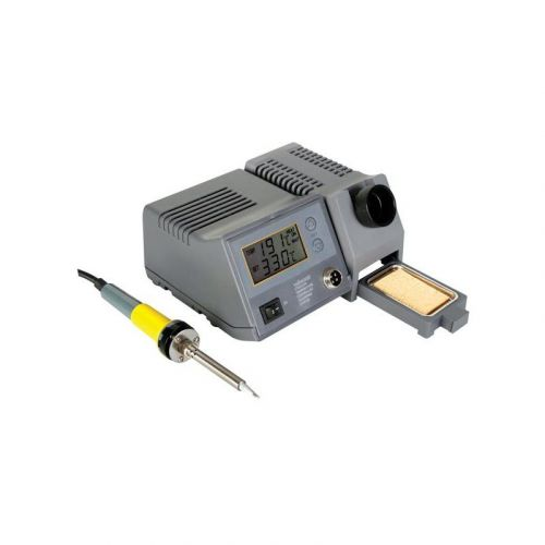 Soldeerstation met LCD & keramisch verwarmingselement