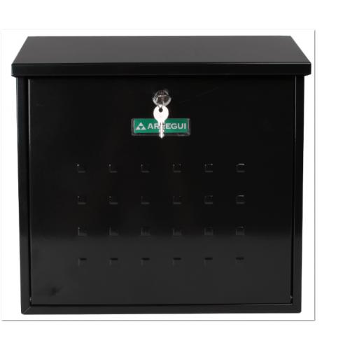 Brievenbus Arregui Premium Maxi zwart